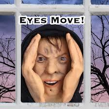 animated eyes scary peeper halloween prank prop scarypeeper
