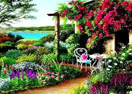 Flower Gardens Wallpapers - flower garden wallpapers best wallpapers high resolution photo
