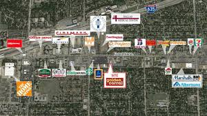 Dallas Suburbs Map by Golden Corral Retail 3312 Forest Lane Dallas Tx 75229