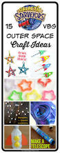 outer space craft ideas galactic starveyors vbs theme southern