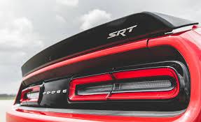 Dodge Challenger Tail Lights - 2015 dodge challenger srt hellcat exterior taillight 8872 cars