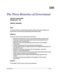 3 branches of government lesson plans u0026 worksheets