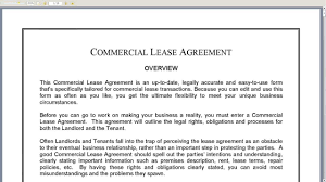 commercial lease agreement youtube form california maxresde vawebs