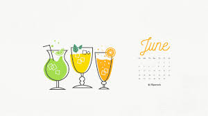 alcoholic drinks wallpaper june 2017 calendar wallpaper for desktop background
