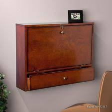 Fold Away Desk by Folding Writing Desks Office Furniture Ebay