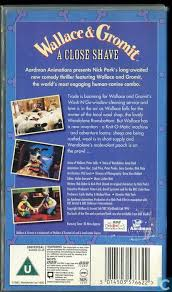 close shave vhs video tape catawiki