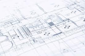 unique free blueprint design architecture nice