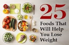 25 healthy foods that will help you lose weight