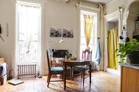 my 700sqft tour two photographers u0027 bed stuy brownstone home