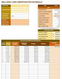 Excel Payment Calculator Template Free Excel Amortization Schedule Templates Smartsheet