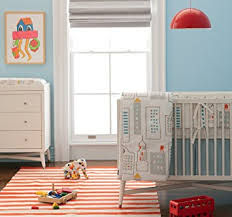 Dwell Crib Bedding Dwellstudio Crib Set Skyline Crib Bedding Sets Baby