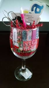 wine glass gift free jamberry jamicure in a wine glass christmas