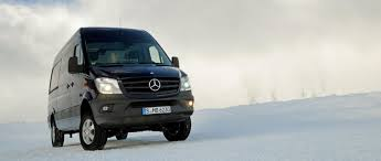 the sprinter the pioneer among vans mercedes benz