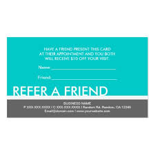 referral certificate template best and various templates design