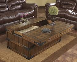 Trunk Style Coffee Table Coffee Table Marvelous And End Tables Trunk Style Regarding