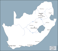 Blank Map Of African Countries by South Africa Free Maps Free Blank Maps Free Outline Maps Free