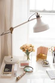 Desk Decoration Ideas Best 25 Desk Accessories Ideas On Pinterest Gold Desk