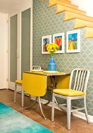retro yellow kitchen table yellow retro kitchen chairs atomic kitchen vintage step stool chair