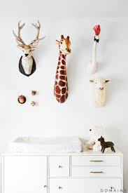 White Elephant Head Wall Mount Best 25 Animal Heads Ideas On Pinterest Animal Head Decor