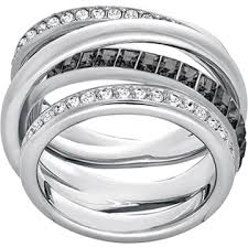all swarovski rings images Rings exclusively on