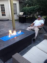 Custom Fire Pit by Custom Made Fire Pits
