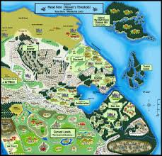 Map Writer Nz Fantasy Writer Adventure Fantasy E Books The Worlds Of Kd Nielson