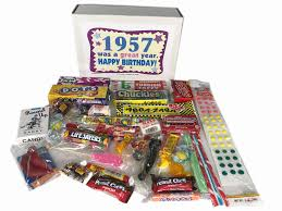 60 birthday gifts 1957 time capsule 60th birthday gift for men or