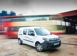 renault van kangoo brighton u0026 hove buses adds 6 all electric renault kangoo ze 33 to