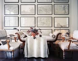 Best Gallery Wall Images On Pinterest Gallery Wall Gallery - Dining room framed art