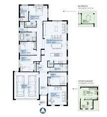 simonds homes floorplan flinders floor plans less than 300sq builders of single and double storey homes town houses and medium density housing in victoria south australia new south wales and queensland