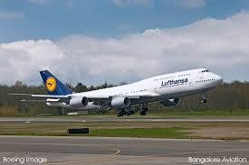 Boeing 747 Floor Plan by Lufthansa To Commence Boeing 747 8i Service To Bangalore From
