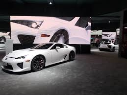 lexus sports car 2013 lexus lfa supercar blows cover at 2013 jims cars co za
