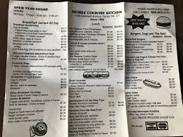 country kitchen on wheels rocky hill restaurant reviews phone