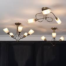 buy john lewis limbo ceiling light 3 arm john lewis