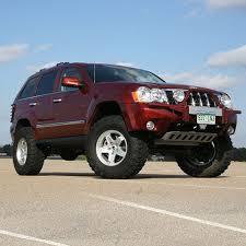 2005 jeep grand laredo lift kit 4 inch lift kit 2005 2007 jeep grand and commander 2wd