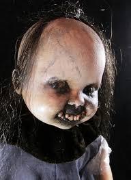 Scary Halloween Props Creepy Halloween Prop Doll Haunted Horror Ooak By Lorcheenas