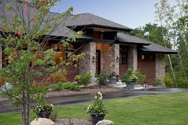 prairie style home prairie style home contemporary exterior detroit by