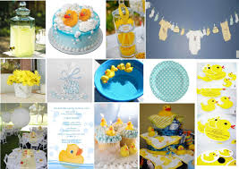 peach pizzazz rubber duck baby shower