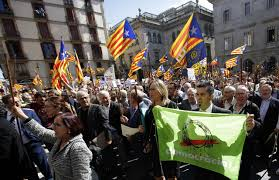 700 catalan mayors support holding independence vote new york ny
