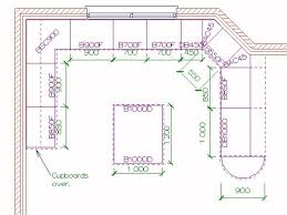 basic kitchen design layouts basic kitchen design layouts with