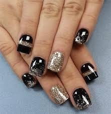 Black Manicure Designs Nails Design 2018 Black 10 Best Winter Black Nails Designs Ideas