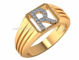 rings with initials exclusive initials alphabet r diamond ring 14kt certified diamond