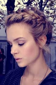casual updo hairstyles front n back best 25 braided updo ideas on pinterest bridesmaid hair updo
