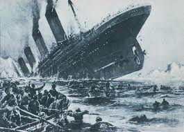the sinking of the titanic 1912 titanic sinking the sinking of the titanic in 1912