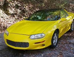 Chevrolet Camaro 1998 Rides