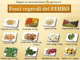 alimentazione ferro basso dieta per anemia come guarire l anemia con la dieta vegana