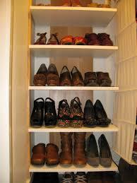 shoe organizer closet shoe organizer diy diy closet shoe rack u2013 cement patio