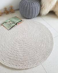 Modern Nursery Rug Crochet Rug For A Modern Nursery For My Minimalist