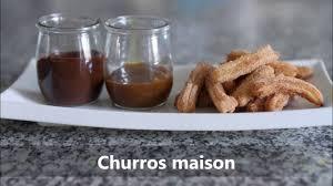 churros hervé cuisine comment faire des churros maison