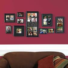 wall ideas wall collage frames india wall collage ideas without